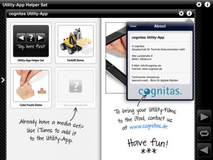 cognitas – Utility App